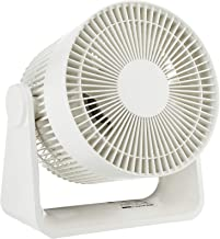 Muji Low Noise Circulator Fan, White