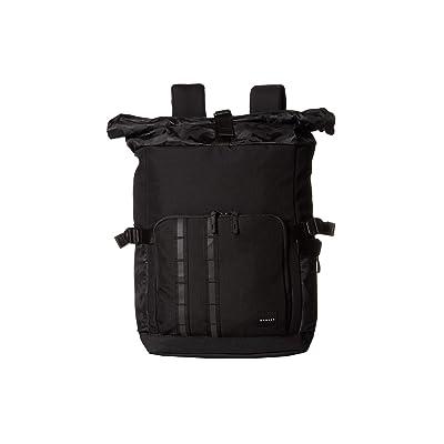 Oakley Utility Rolled Up Backpack (Blackout) Backpack Bags