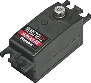 Futaba S9570SV High Voltage SBus-2 Servo EP Car Low Profile