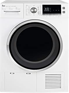 TEKA SPA TKS 850 C Condenser dryer with drying capacity of 8 Kg