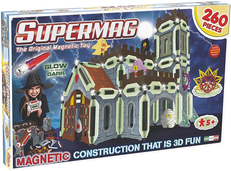 con 60% de descuento súpermag Juguetes súpermag 3D Castle Juego de de de construcción Magnético,, 0618  envío gratuito a nivel mundial
