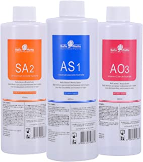 Premium Salon Professional Dermabrasion Facial Special Solutions Skin Care Aqua Peeling Serum Facial Cleaning Liquid For F...