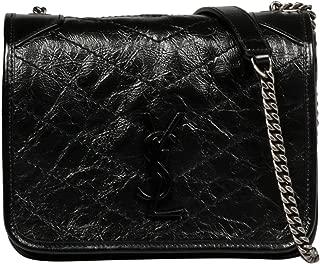 Luxury Fashion | Saint Laurent Womens 5831030EN041000 Black Shoulder Bag | Fall Winter 19