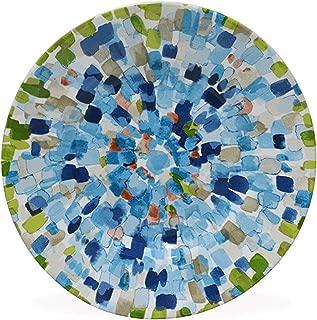 222 Fifth Solena Blue Dinnerware Sets (Salad Plates)