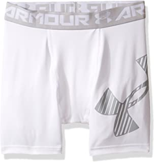 Under Armour Boys Heatgear Armour Mid Shorts