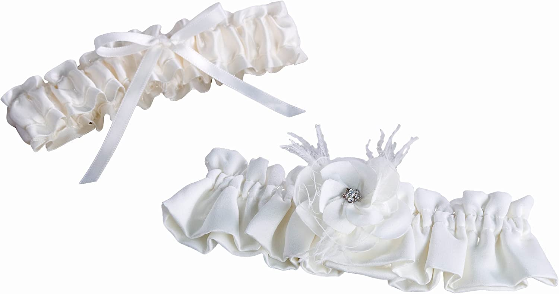 Fashion Ivy Lane Popular standard Design Somerset Garter Set Collection Ivory