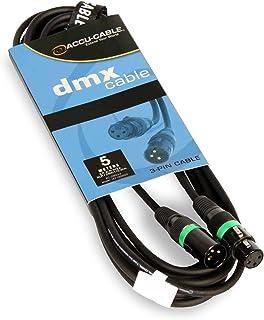 Accu Cable AC-DMX3 - Cable DMX, 5 m