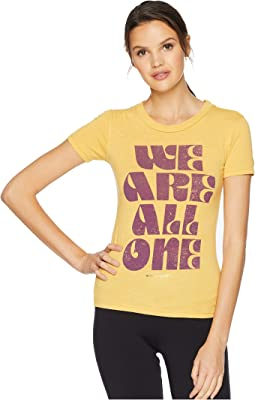We Are One Tally T-Shirt