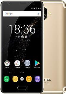 "OUKITEL K8000-5,5"" 4G FDD-LTE Smartphone, Guld"