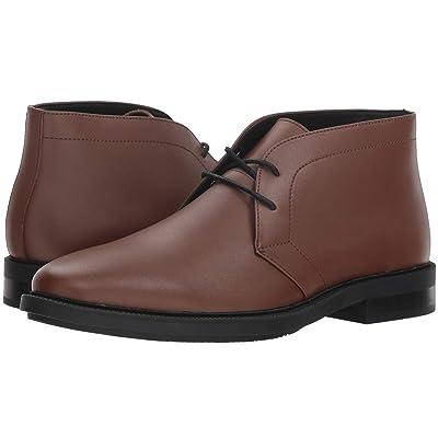 Calvin Klein Cam (New Tan Smooth Calf Leather) Men