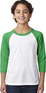 kelly green raglan shirt