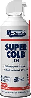 MG Chemicals 403A 134A Super Cold Spray, 400g (14 oz) Aerosol Can