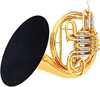 """Music Instrument Bell Cover 9-11"""" Ideal for Baritone Bass Trombone Mellophone Marching Trombone Marching Bell Cover 1 piece"""