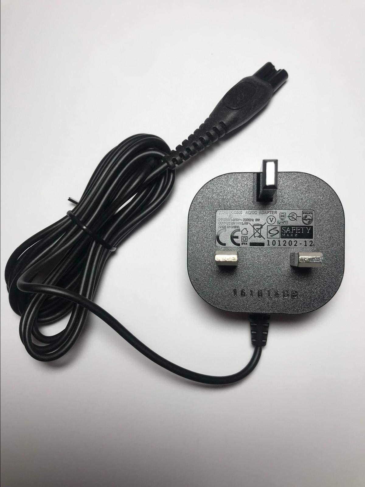Philips HQ8505 HQ9090 - Cargador Adaptador de CA y CC para ...