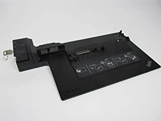 IBM Lenovo ThinkPad Mini Dock Series 3 4337 433710U Docking Station L412*, L512*, L420, L520 T400s, T410, T410i, T410s, T410si, T420, T420s, T510, T510i T520 X220 With KEY