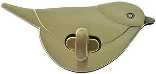 (Brussed Brass) - Bobeey 2sets Bird Purses Locks Clutches Closures with Bird Shape,Turn Lock Fastner,Purse Twist Lock BB3 ...