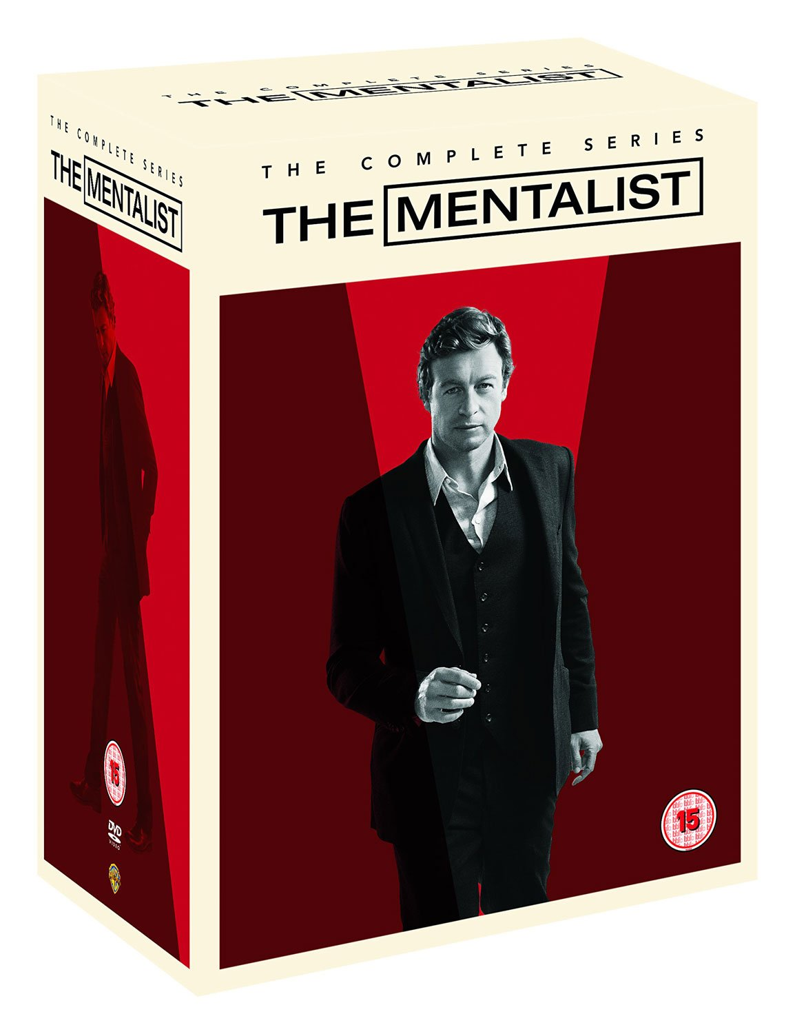The Mentalist - 70% OFF Outlet Season 2015 Spring new work DVD 1-7