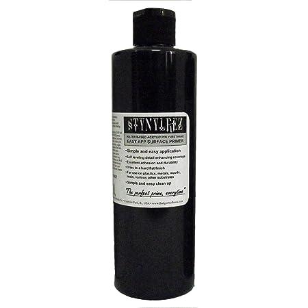 Badger Air-Brush Co. SNR-163 Stynylrez, 16 Ounce, Black