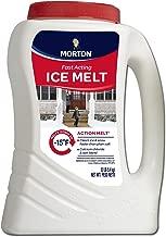 Morton 7870 Action Melt Blend Snow and Ice Melt, 12-Pound Jug