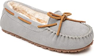 Sperry Women's Junior Trapper Lace-Up Slippers, Ice Grey, 6 M US