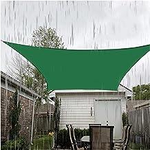 LIXIONG Zonnekap Zeil Rechthoek, 95% UV blokkering Patio Cover luifel, Outdoor Waterdichte Stof Scherm Luifel voor Tuin Ca...