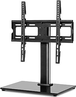 TVON テレビスタンド 27~55インチ対応 ラック回転 壁寄せテレビスタンド 高さ調節可能 耐荷重40KG 液晶 テレビ台 回転台 TVスタンド VESA400mmx400mmまで ケーブル管理システム付き LCD/LED/PLASMA/O...