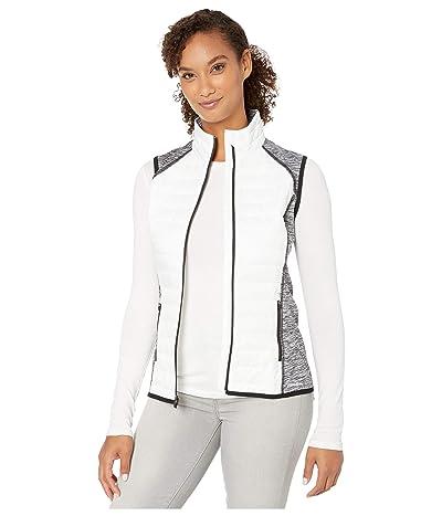 Eddie Bauer Ignitelite Hybrid Vest (White) Women