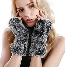 Best jocelyn fur gloves Reviews