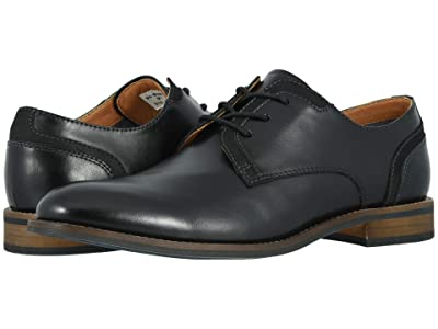 Dockers Bradford (Black Polished Synthetic) Men