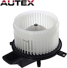 AUTEX HVAC Blower Motor Assembly Compatible with Chrysler Town & Country 2008-2013 Blower Motor Replacement for Dodge Grand Caravan 08-13 Blower Motor Air Conditioner 700216 68029719AA