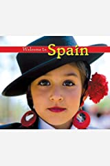 Welcome to Spain (Welcome to the World Book 1259) Kindle Edition