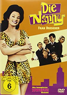 comprar comparacion Die Nanny - Die komplette zweite Season Alemania DVD