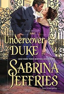 Undercover Duke: A Witty and Entertaining Historical Regency Romance (Duke Dynasty)