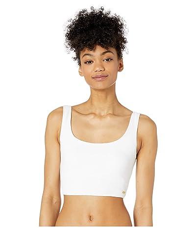 Roxy Casual Mood Tank Top (Bright White) Women