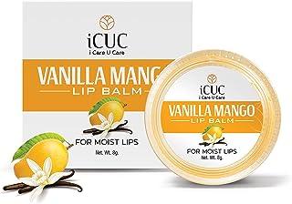 iCUC Vanilla Mango Lip Balm