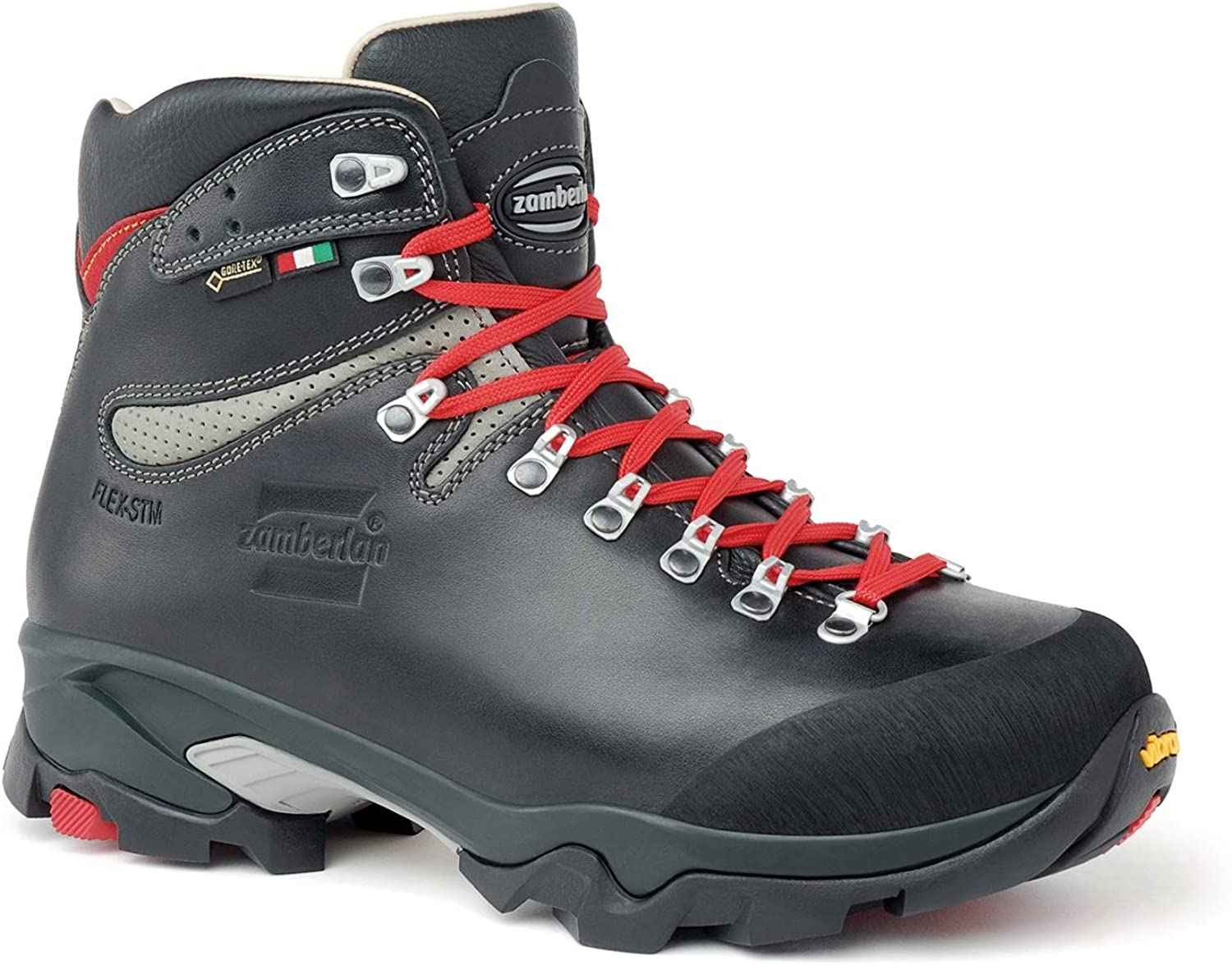 Zamberlan Men's 1996 VIOZ LUX GTX RR Leather Backpacking Boots