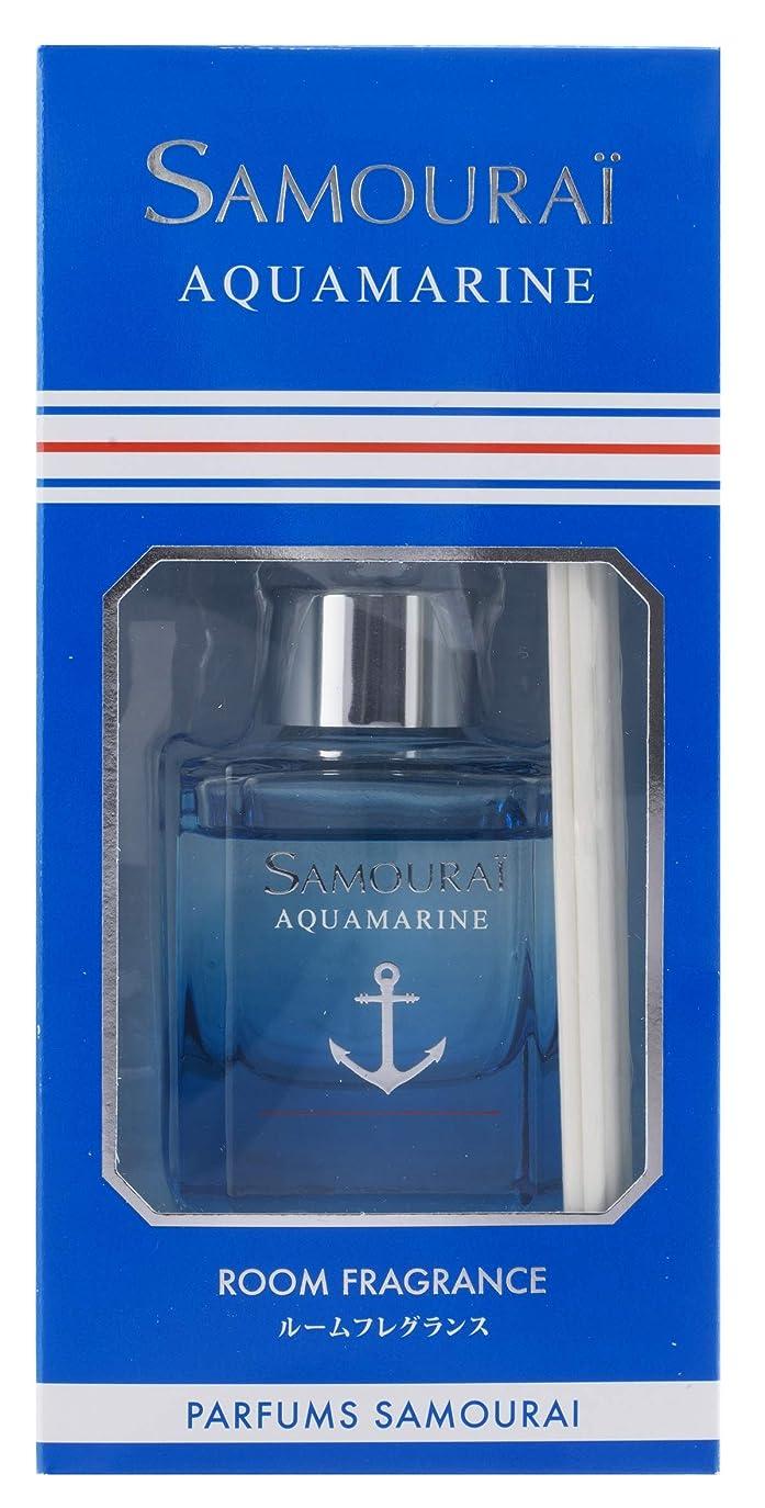 メタリッククリスマスロデオサムライ アクアマリン ルームフレグランス アクアマリンの香り 60ml