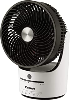 Cornell CCFE80R Circulation Stand Fan with Remote Control 8 Inch