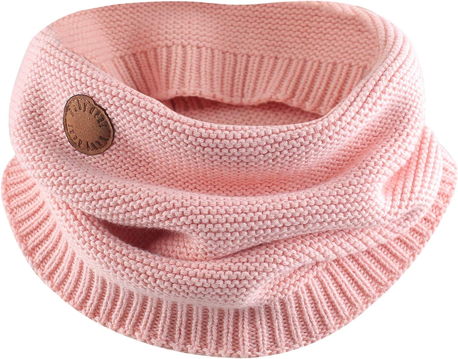 Baby Boy Scarf Winter Twist Warmer Girls Manufacturer OFFicial shop Knitted Neck National products For