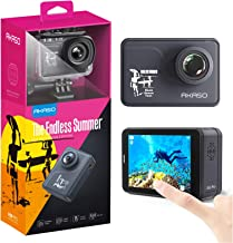 $139 » AKASO V50 Pro Endless Summer Special Edition Action Camera Touch Screen 4K30 Waterproof Camera EIS and Wi-Fi Remote Contro...
