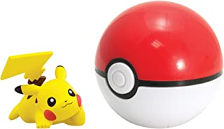 Pokemon Clip and Carry Pikachu with Poke Ball, Pose L