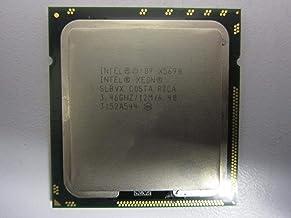 Intel Xeon X5690 Six Core Processor 3.46 GHz 6.4 GT/s 12MB Smart Cache LGA-1366 130W SLBVX (Renewed)