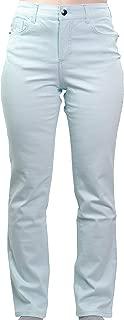Al & Ema Bandolino Women's Fashion Twill Color Jeans