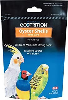 8 in 1 Ultra Care Oyster Shells for All Birds (10 oz.)