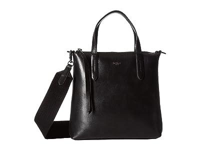 Botkier Highline Satchel (Black) Handbags