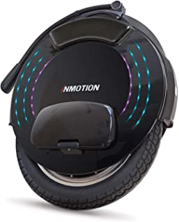 InMotion V10 Electric Unicycle One Wheel Transporter with Mobile App …