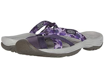 KEEN Kira Mule (Purple Tropical) Women