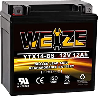 Best yamaha r1 battery Reviews