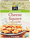 365 Everyday Value Organic Cheese Square Crackers, 7 oz