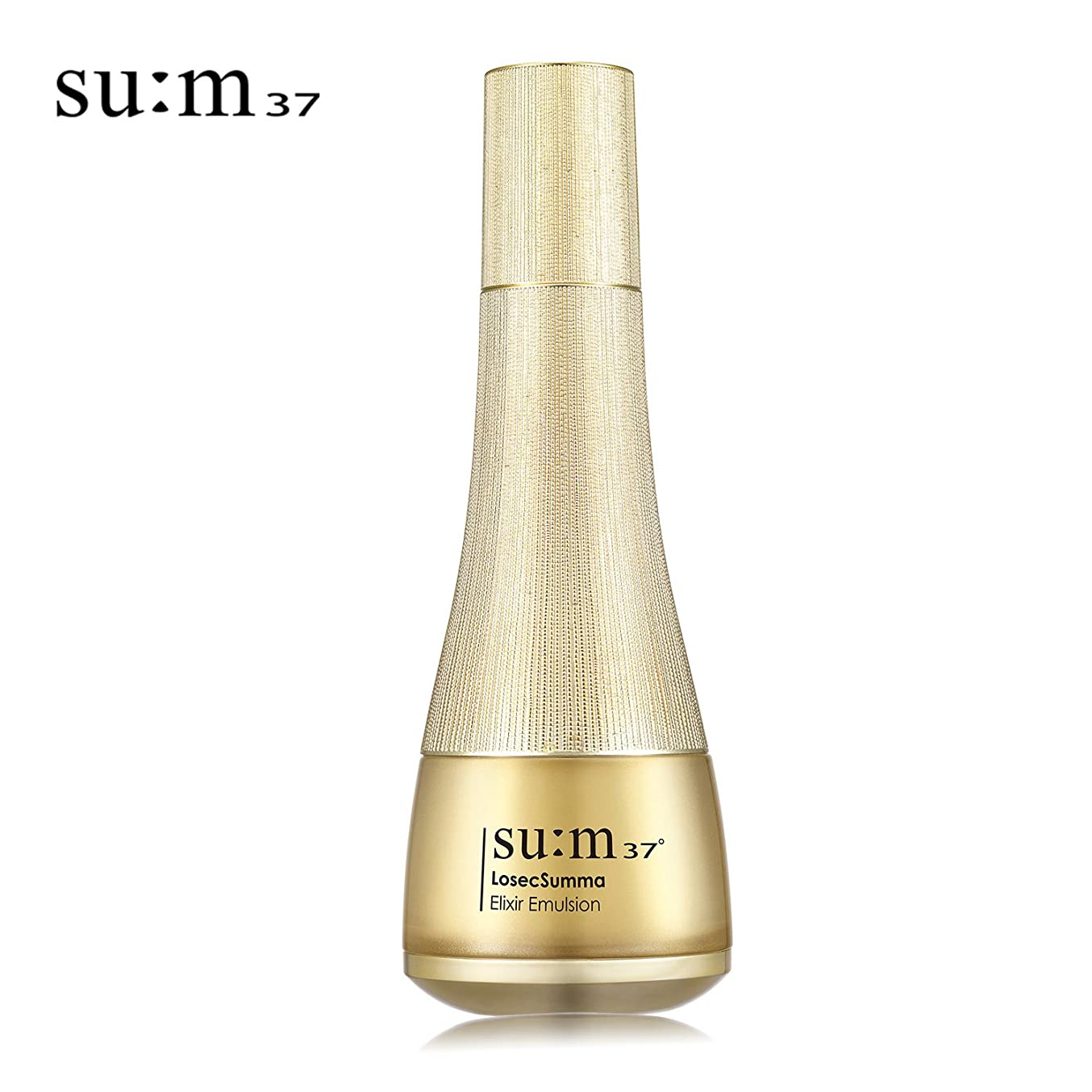 祭司作りプロトタイプ[su:m37/スム37°]Sum37 LOSEC SUMMA ELIXIR emulsion 130 ml/スム37 LOSEC SUMMA ELIXIR エマルジョン 130ml + [Sample Gift](海外直送品)